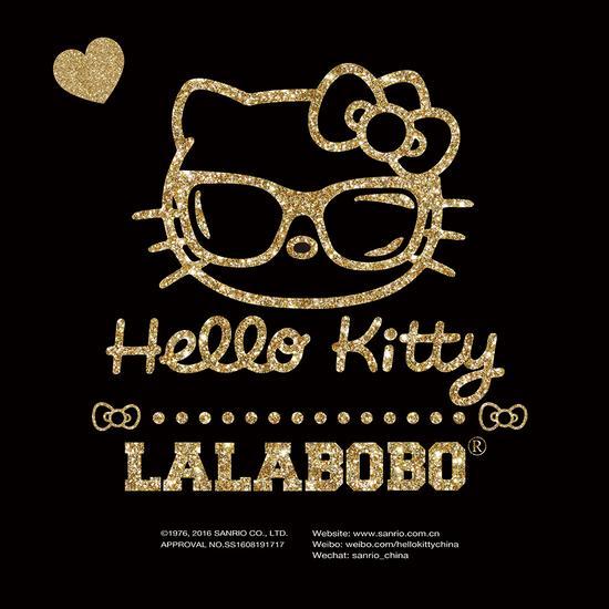【淘宝贝】LALABOBO HELLO KITTY联名限量款正式发售