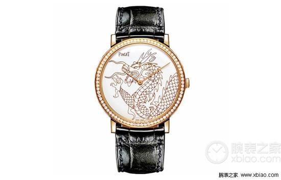 伯爵龙与凤系列G0A36549腕表