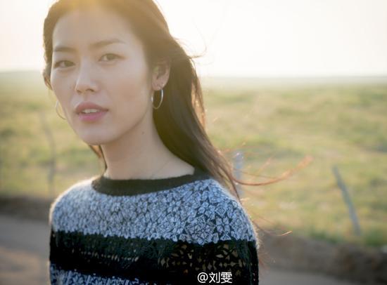 唇妆-刘雯