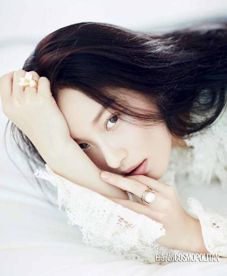眉妆-倪妮
