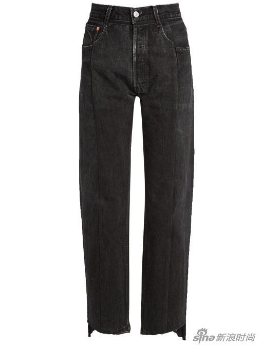 VETEMENTS牛仔裤