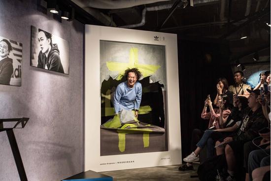 陈奕迅设计首作 抢占焦点 重磅登陆