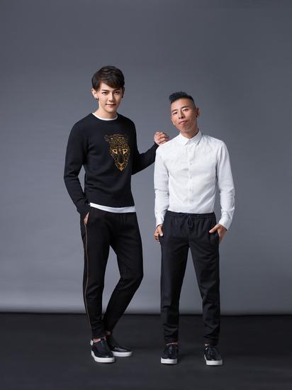 【配图五】汪东城与卡宾先生2 - 复件(1)