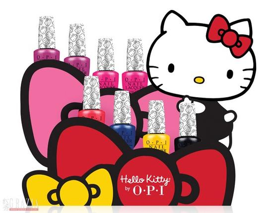 OPI×Hello Kitty