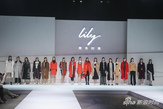 """购物信息:Lily商务时装完美演绎商务""""正合适""""时装美学"""