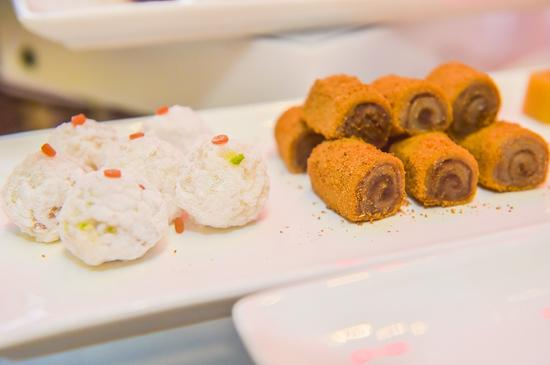 中华特色小食,赏传统美味