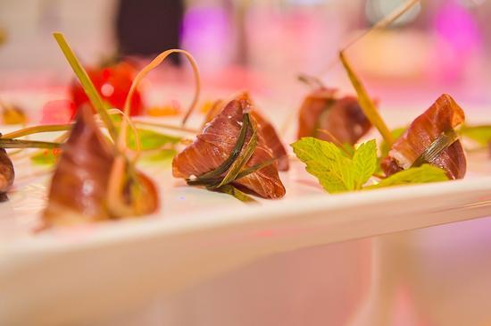 中西特色小食-伊比利亚火腿粽子