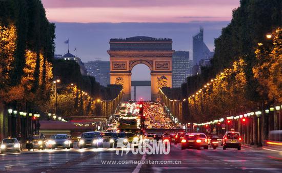 香榭丽舍大街 (Champs Elysees)