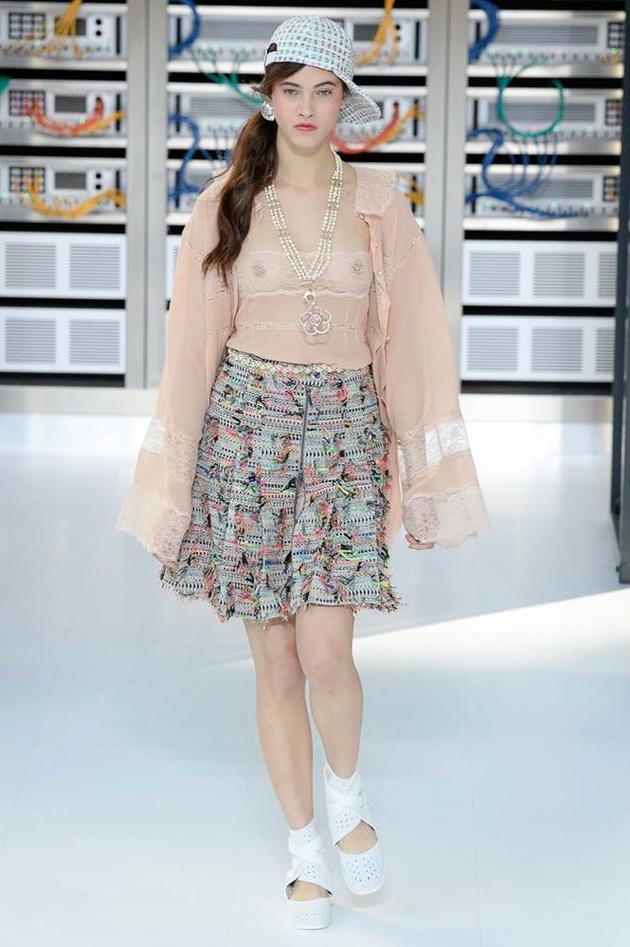 Chanel 2017春夏系列