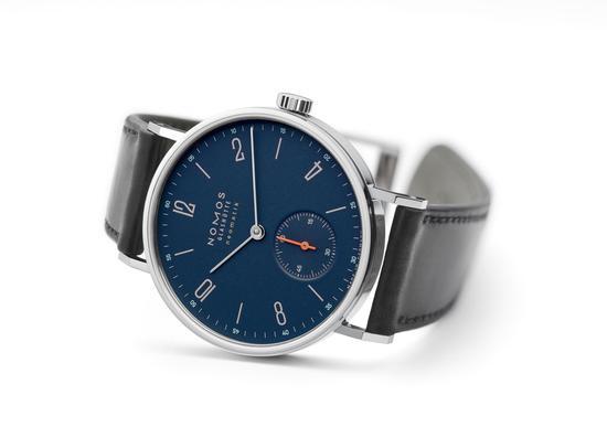 NOMOS Tangente neomatik nachtblau watch