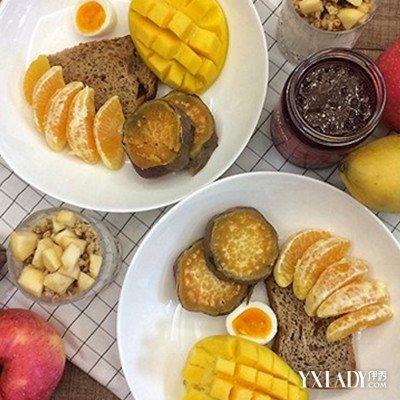 营养代餐减肥法图片