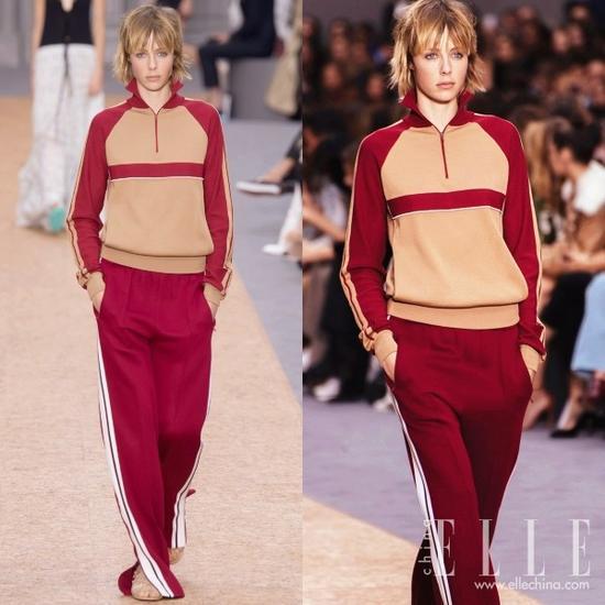 所以超模Kendall和Edie Campbell私下很喜欢这套装扮,并且很好地展示了从秋到冬的过渡穿法
