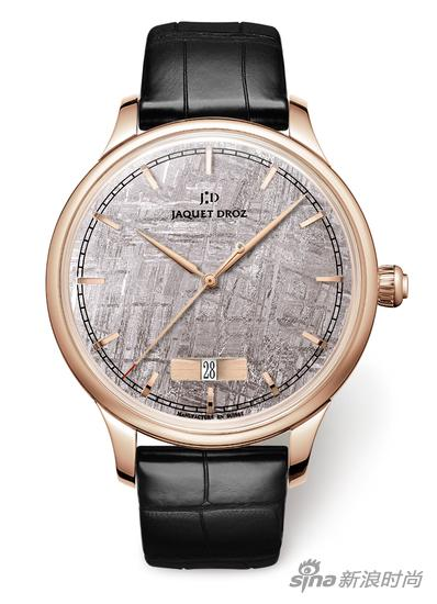 雅克德罗陨石日期显示大时分针