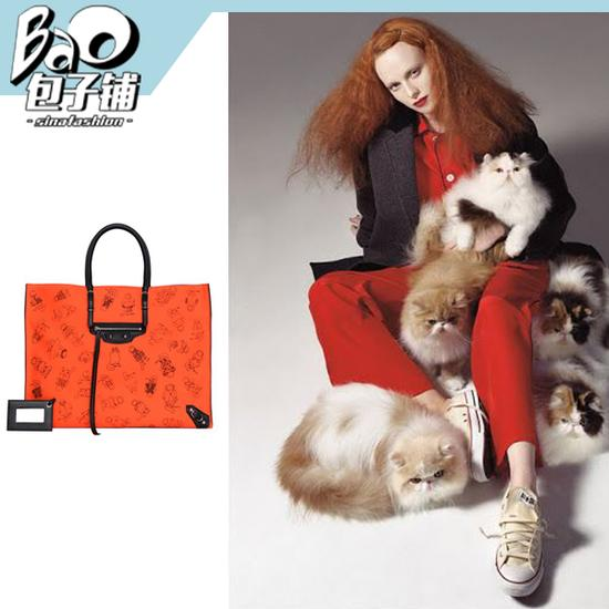 Grace Coddington X Balenciaga系列