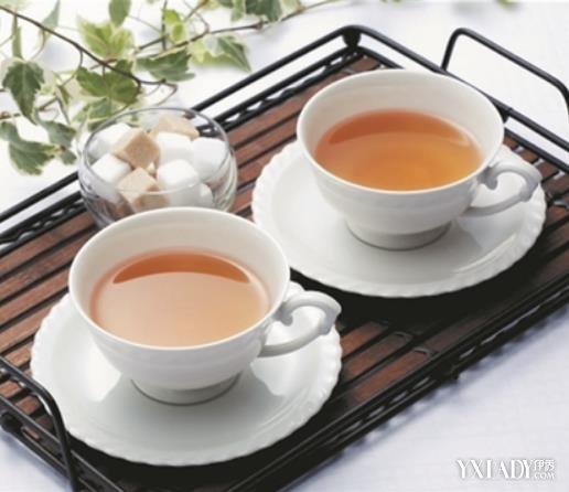 4款自制减肥茶排毒去油轻松瘦