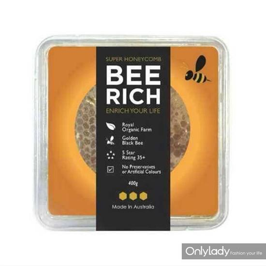 Bee rich蜂巢蜜 约175软妹币
