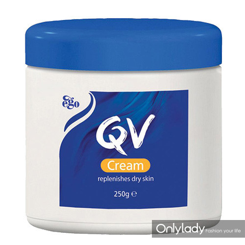 Ego QV cream雪花膏乳霜