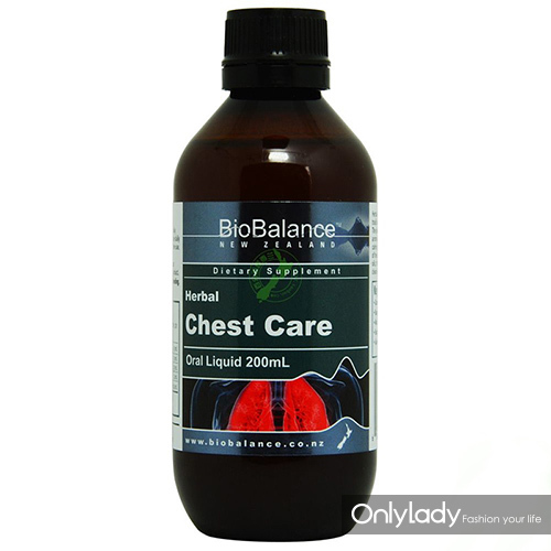 BioBalance 纯草本清肺液