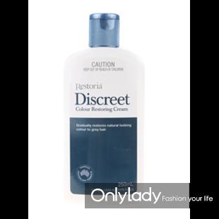 Restoria Discreet黑发还原乳