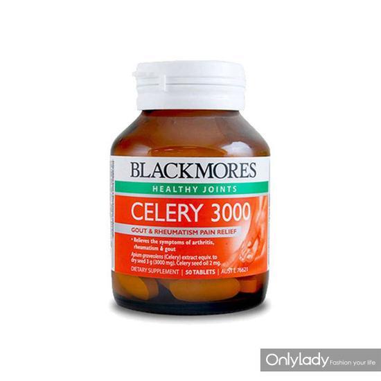 Blackmores 芹菜籽