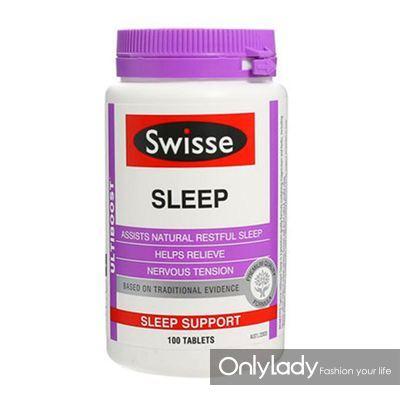 Swisse sleep安定睡眠片