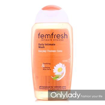 Femfresh女性私处洗液