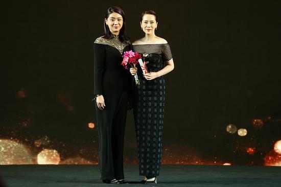 年度最榜样演员:海清