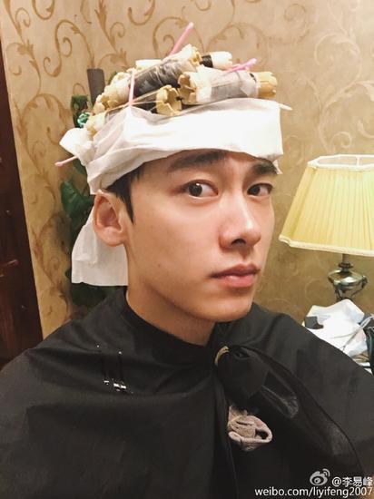 李易峰:男士发型白皮书
