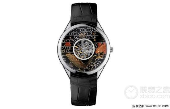 江诗丹顿艺术大师系列33222/000G-9550腕表