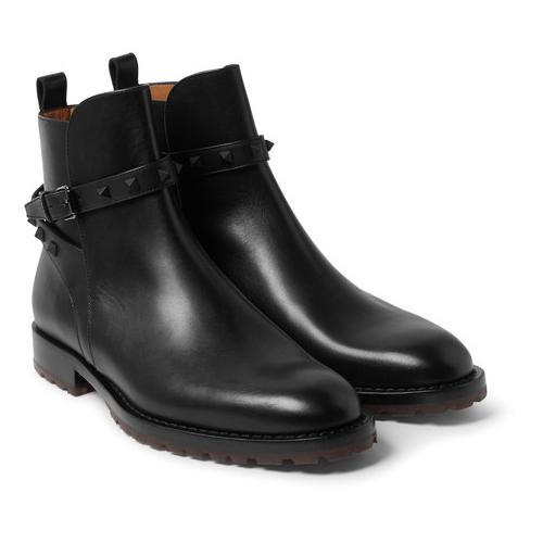 Valentino踝靴