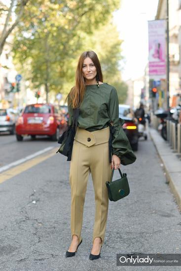 时尚博主Giorgia Tordini