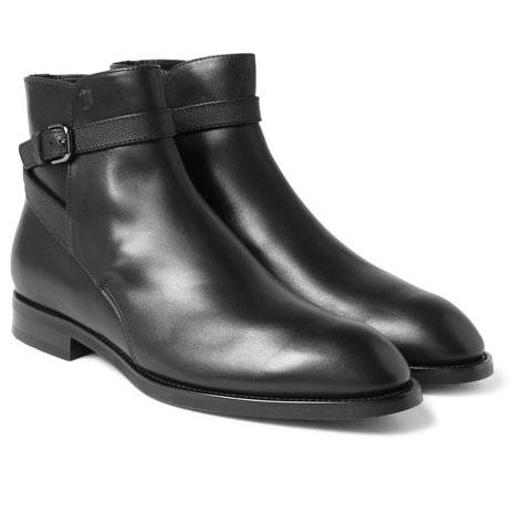 Tod's 皮靴