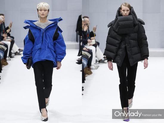 Balenciaga 2016秋冬系列