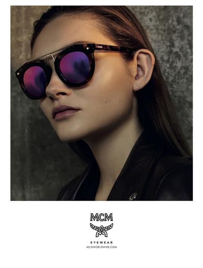 MCM 全新系列眼镜