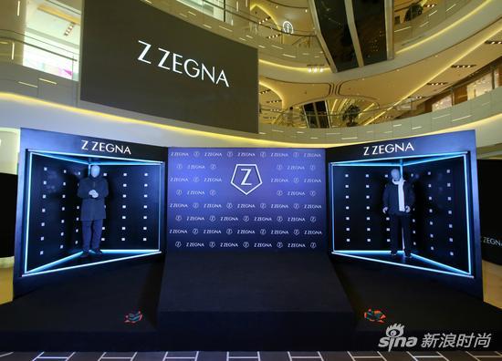 """Z ZEGNA 2016秋冬""""释放自我风格""""创变风尚展"""