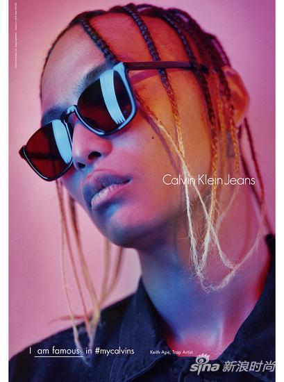 Calvin Klein Jeans 全新眼镜系列