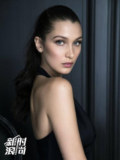 Bella接下Dior彩妆代言人的身份