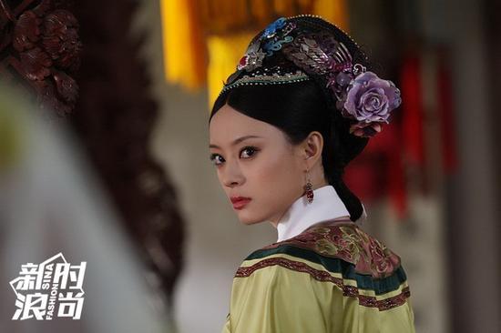 孙俪出演《甄嬛传》