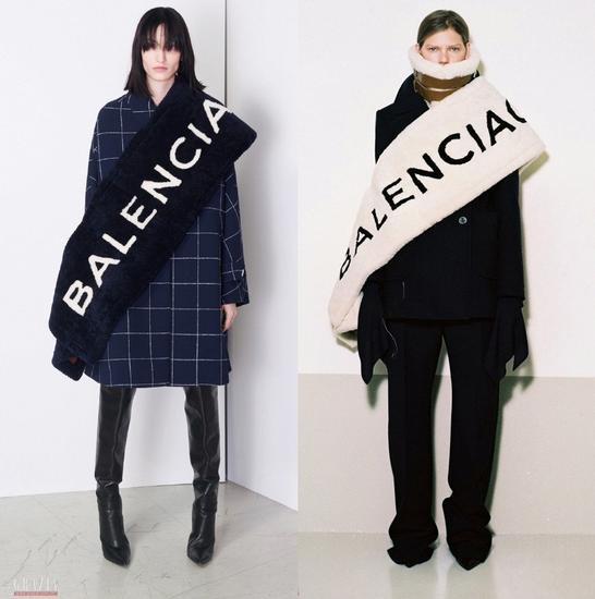 Balenciaga 2016早秋系列