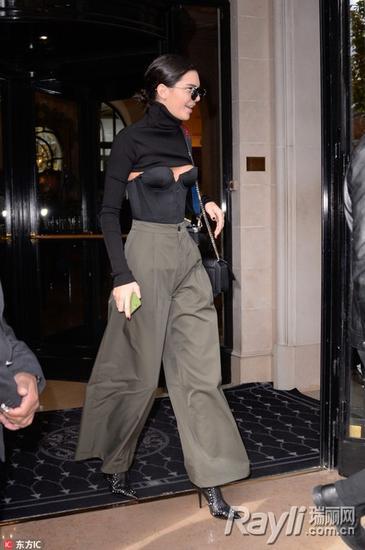 肯达尔·詹娜(Kendall Jenner)