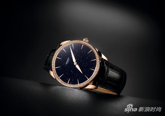 帕玛强尼全新Tonda 1950 Galaxy镶钻腕表