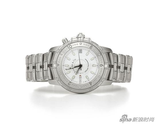 以20世纪30年代美国工业设计运动为灵感,于1993年推出于世的Streamerica?系列腕表