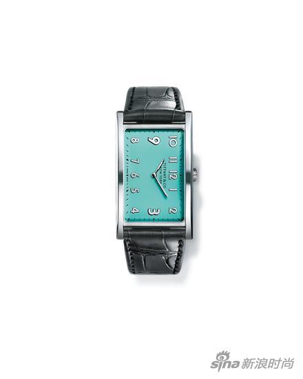 Tiffany & Co.蒂芙尼 East West系列42x25毫米不锈钢腕表