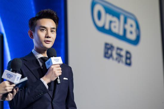 王凯先生分享使用欧乐B产品的心得体会