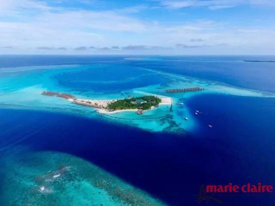 马尔代夫魔富士度假村