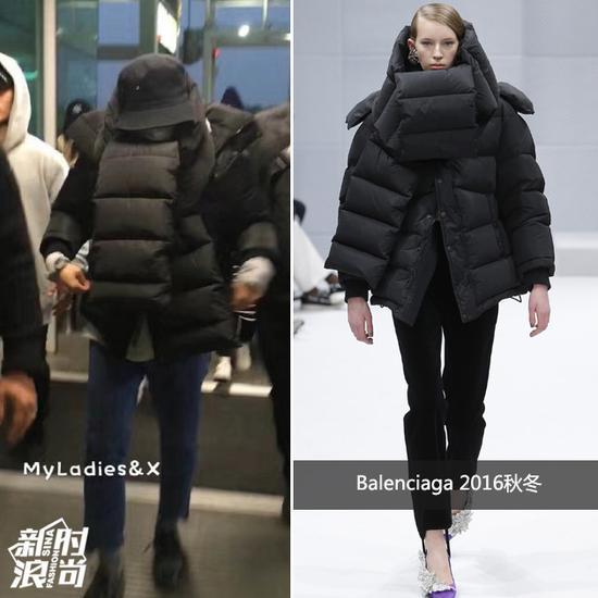 """权志龙机场变身""""面包侠"""""""