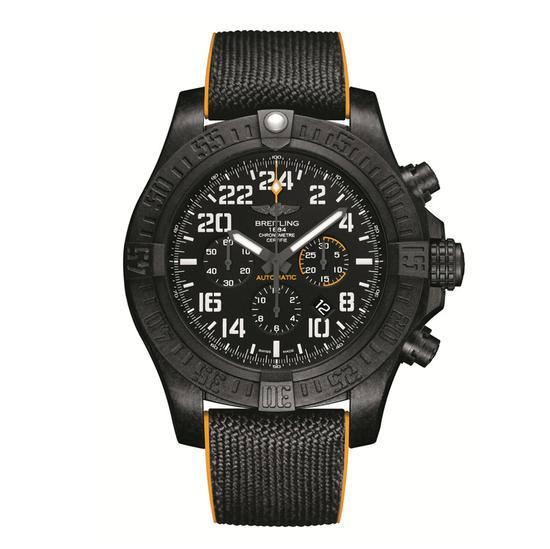 Breitling 百年灵复仇者飓风腕表