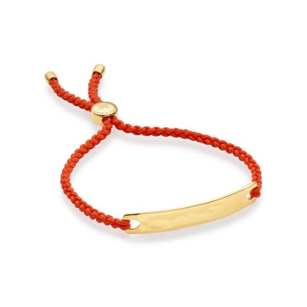 Monica Vinader的红绳为主打产品