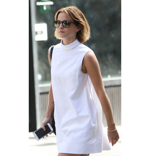 Emma Watson佩戴Monica Vinader手镯