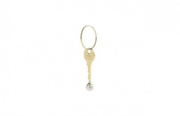 OOAK Yvmin钥匙耳环